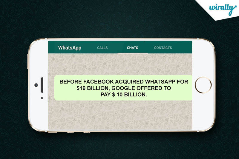 facts about WhatsApp