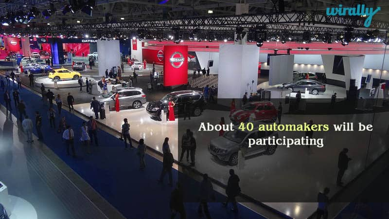 40 automakers will be Participating in Auto Expo 2016