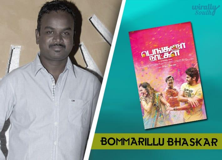 Bommarillu Bhaskar : Bangalore Naatkal-Telugu Directors