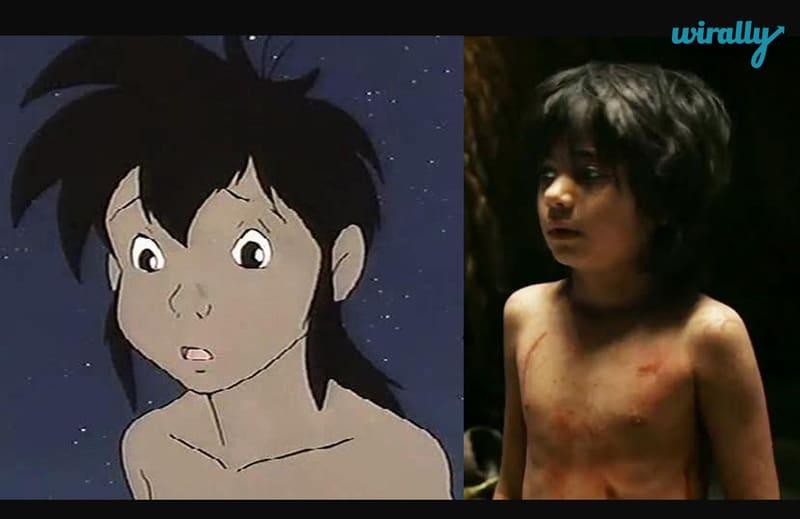 Mowgli-Jungle Book