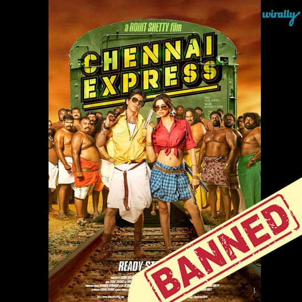 Chennai Express-Movies That Have been banned in Pakistan