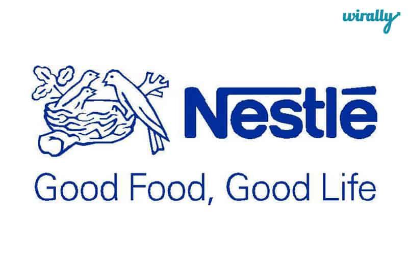 Nestle-Brands india