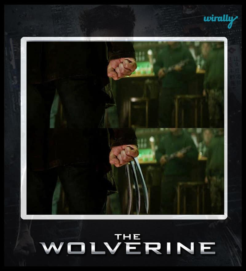 Wolverine 2013-World of Visual Effects