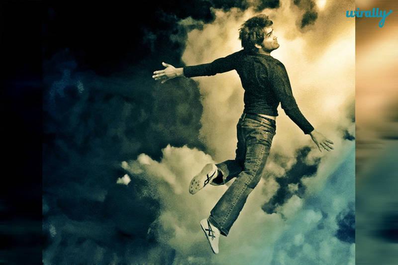 Flying -Dreams