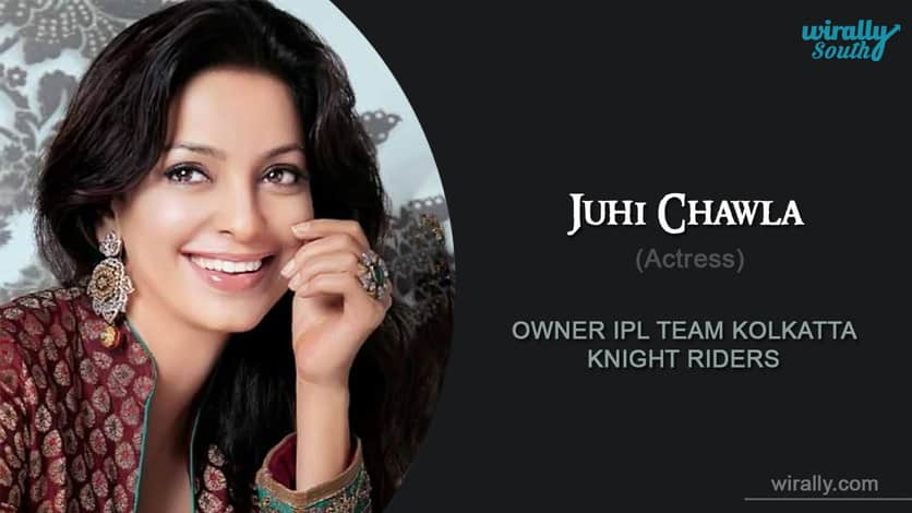 JUHI CHAWLA-Indian