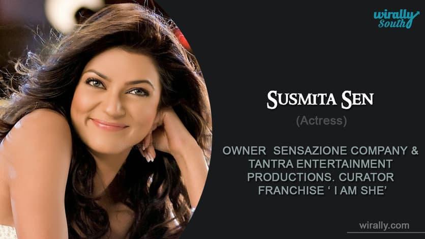 SUSMITA SEN-Indian
