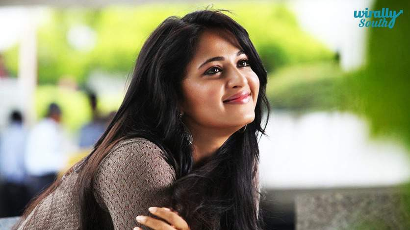 Anushka Shetty -Soundarya