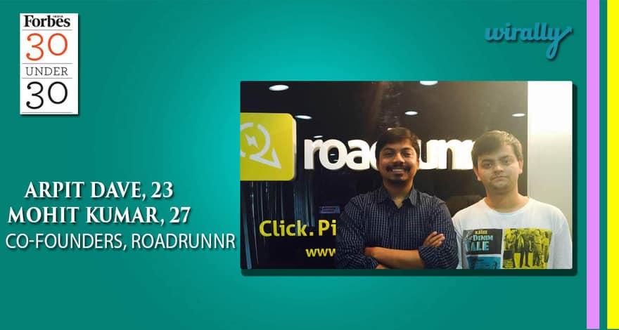 Arpit Dave,Mohit Kumar-Roadrunnr