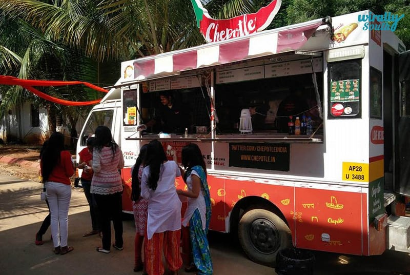 Chepotle-food trucks in the Twin cities