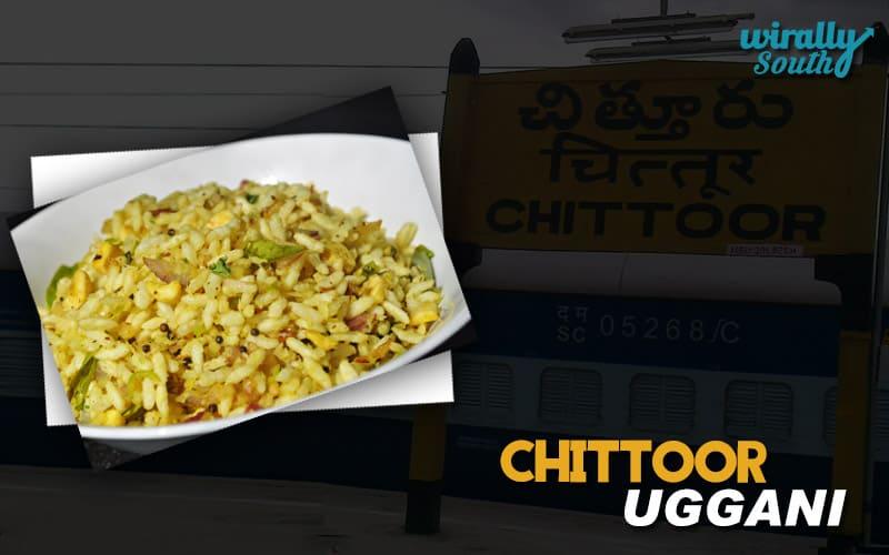 Chittoor -- Uggani