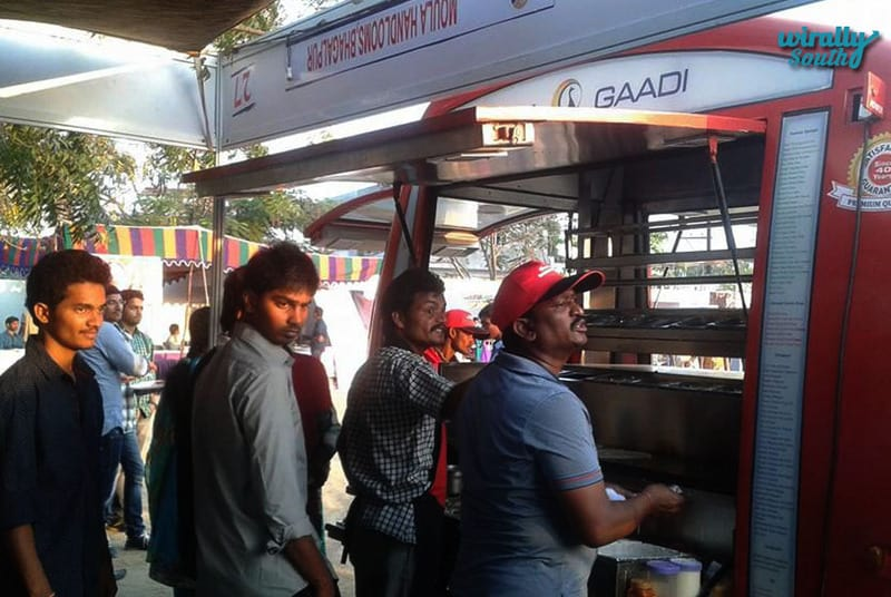 Dosa Gaadi-food trucks in the Twin cities