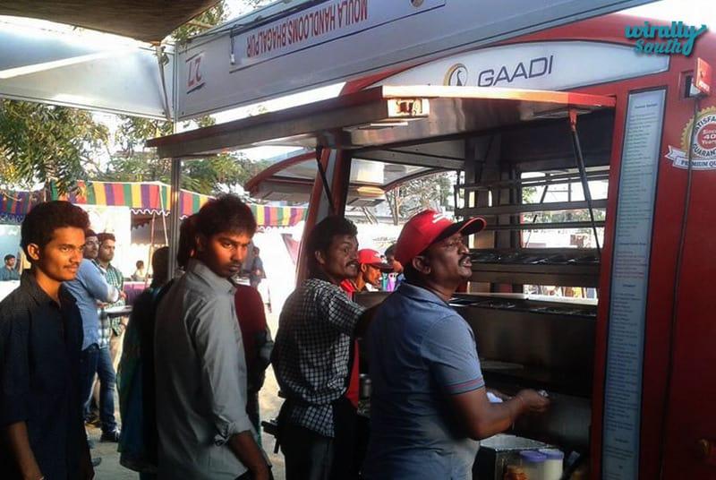 Dosa Gaadi-food trucks in the Twin cities