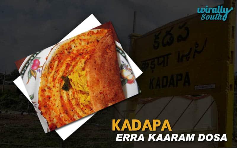 Erra Kaaram Dosa
