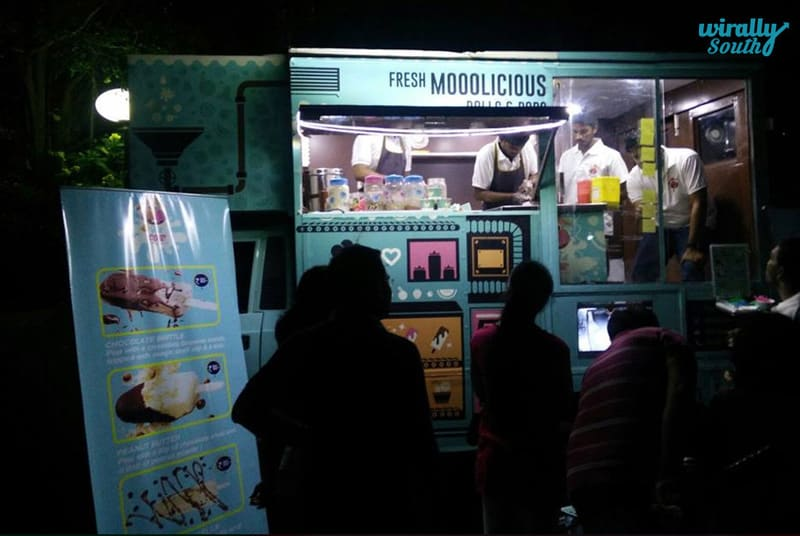 Fat Cow Creamery-food trucks in the Twin cities