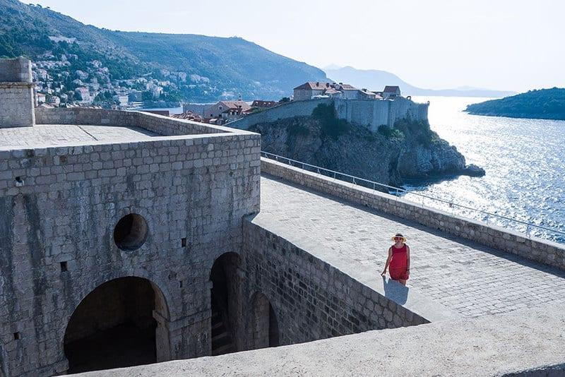 Fort Lovrijenac (Dubrovnik) – Red Keep (King's Landing)2