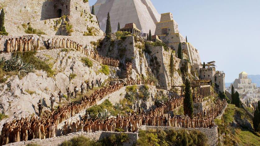 Fortress of Kliss – City of Meereen1