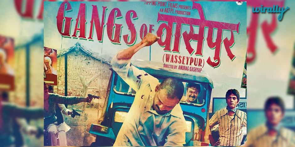Gangs of wasseypur-Manoj Bajpai