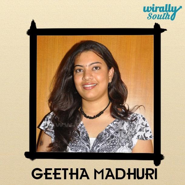 Geetha Madhuri-Paadutha Teeyaga