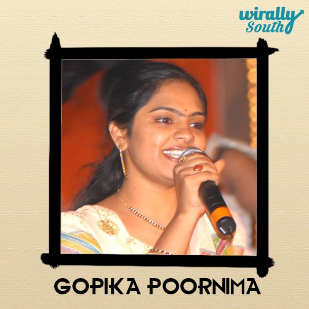 Gopika Poornima-Paadutha Teeyaga
