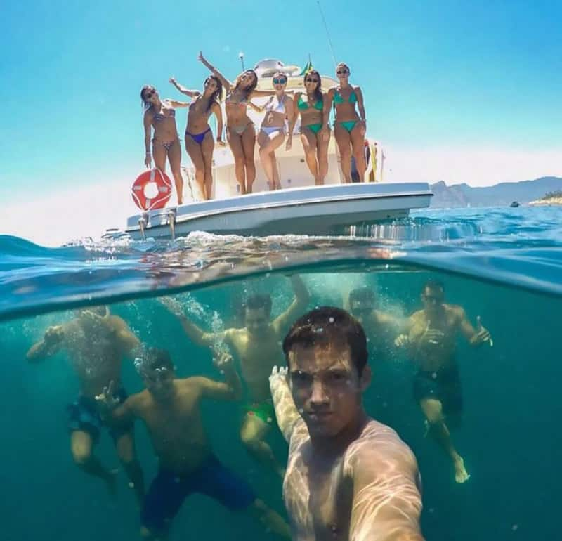 Group Selfie