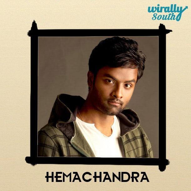 HEMACHANDRA-Paadutha Teeyaga