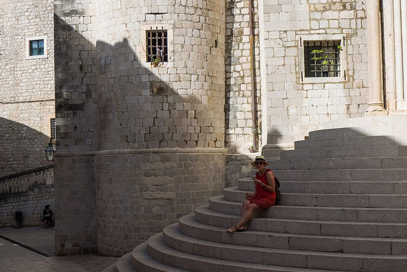 Inside Dubrovnik's Old Town – the Place Where Sparrows Were Preaching2