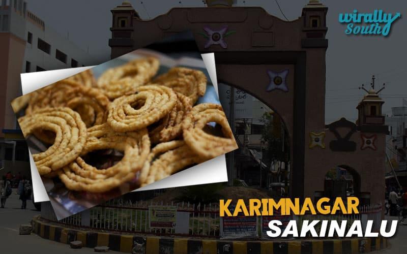Karimnagar -- Sakinalu