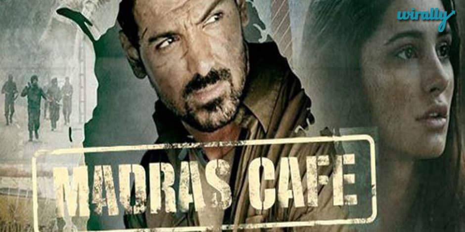 Madras Cafe-John Abraham