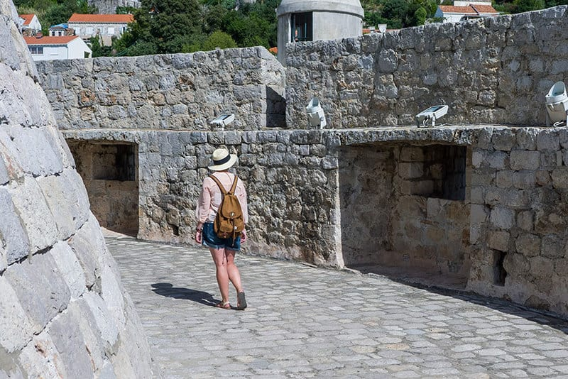 Minčeta Tower (Dubrovnik's Wall) as House of the Undying2