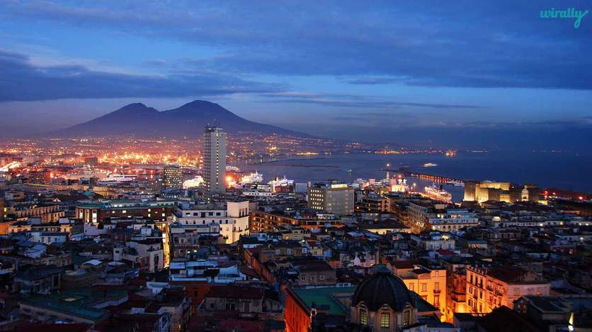 Naples, Italy-Places not advised to visit