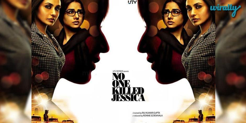 No one killed jessica-Rani Mukherji and Vidya Balan
