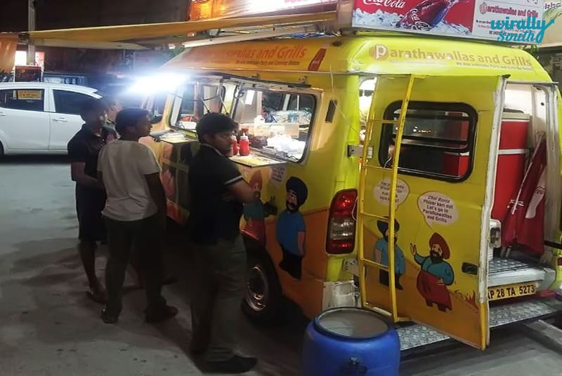 Parathawalas and Grills-food trucks in the Twin cities