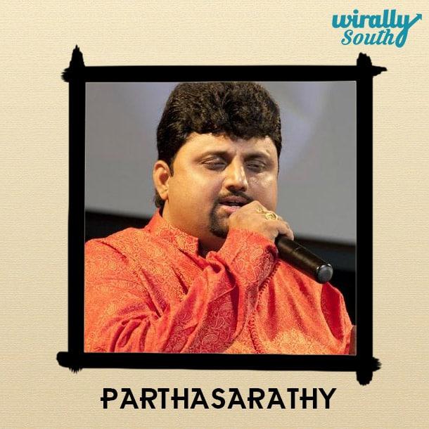 PARTHASARATHY-Paadutha Teeyaga