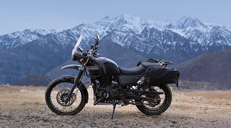 Royal enfield Himalayan PC:Deccan Chronicle