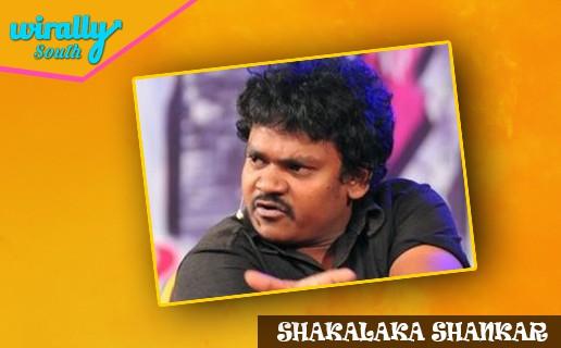 Shakalaka Shankar