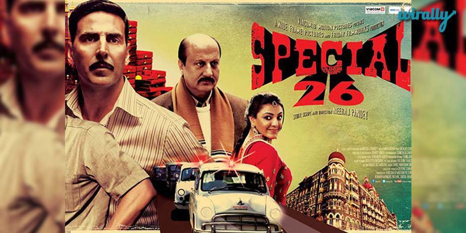 Special 26-Akshay Kumar