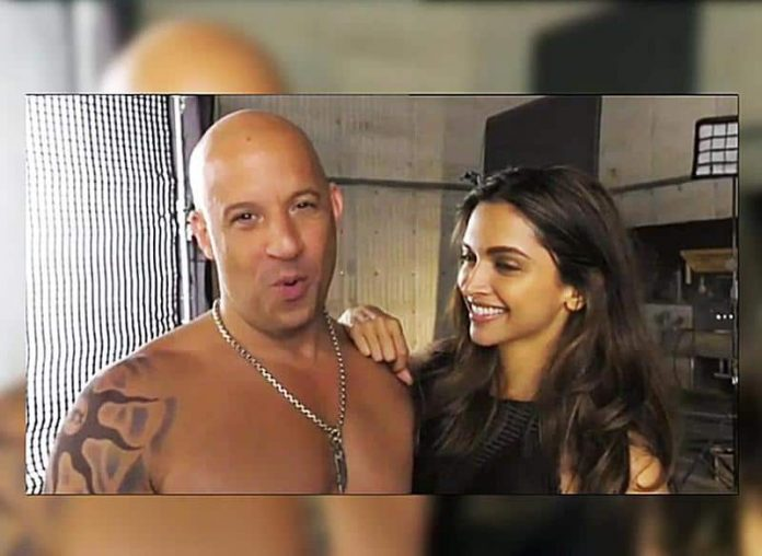 XXX is Back With Deepika