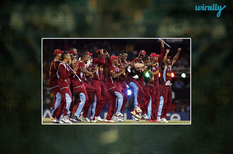 West Indies Win