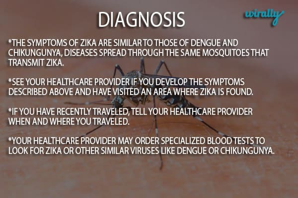 Diagnosis of Zika Virus