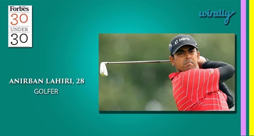 Anirban Lahiri-Golfer
