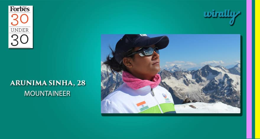 Arunima Sinha-Mountainer