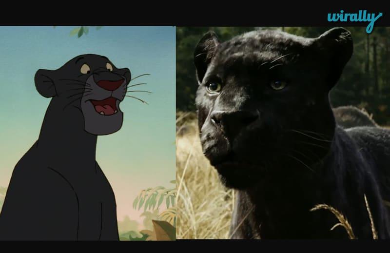 Bhageera-Jungle Book