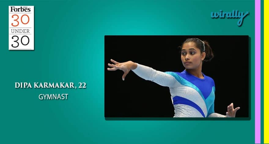 Dipa Karmakar-Gymnast