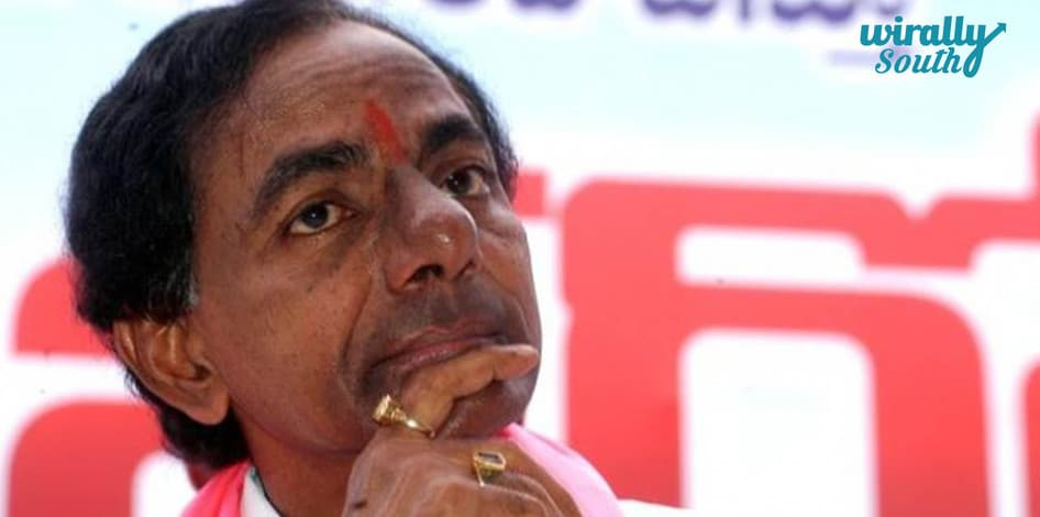 Darling of the Masses-KCR