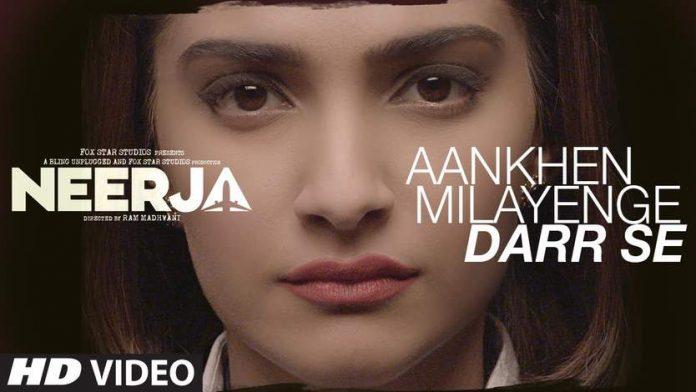 Neerja Anthem,Neerja,Sonam Kapoor