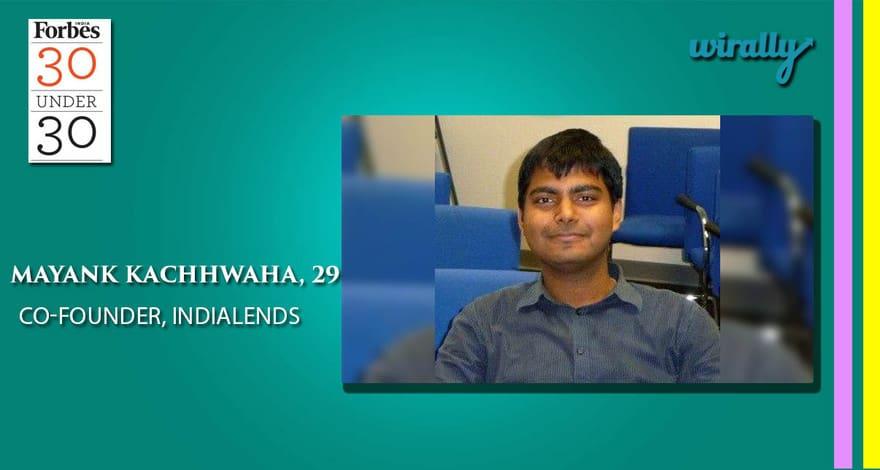 Mayank Kachhwaha