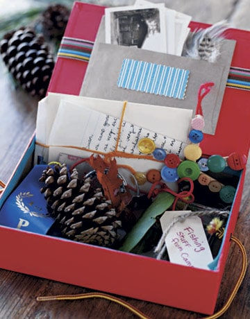 Memory Box-Valentine's day