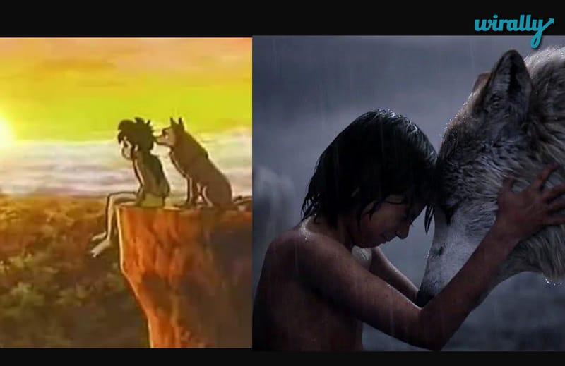 Akela, The Wolf-Jungle Book
