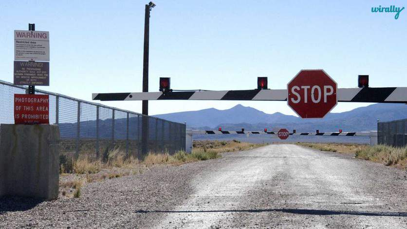 Area 51, North America-Places not advised to visit