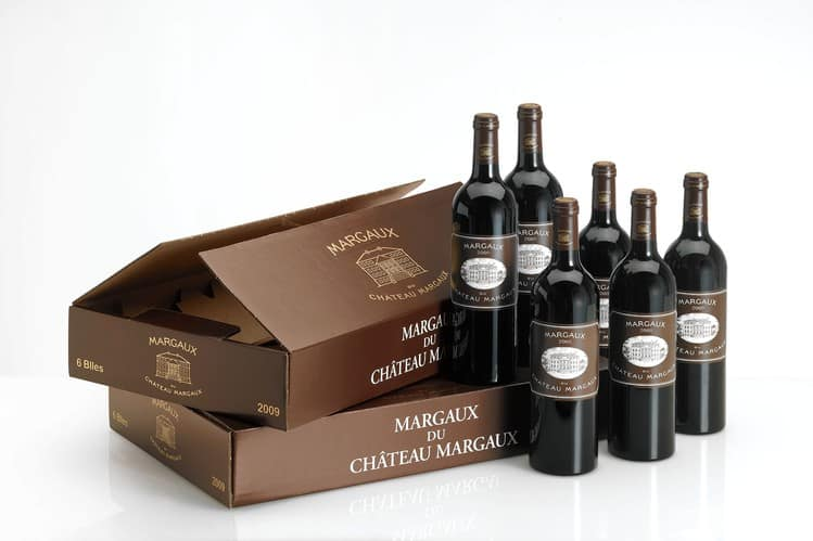 Wine of Balthazar of Château Margaux, Dubai-most expensive Valentine's gifts